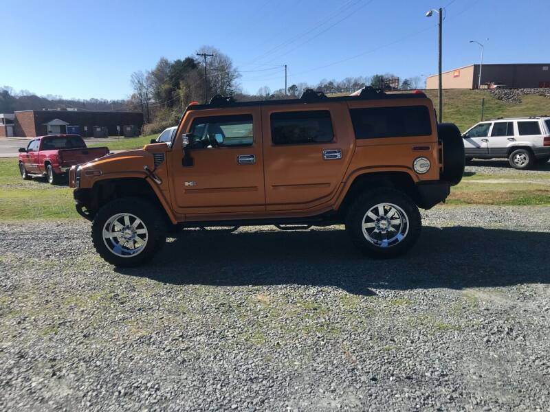 2006 HUMMER H2 for sale at Clayton Auto Sales in Winston-Salem NC