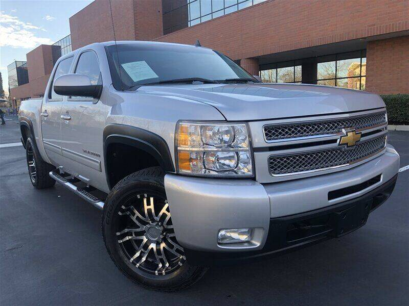 2012 Chevrolet Silverado 1500 for sale at Stunning Auto in Sacramento CA