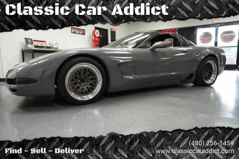 1999 Chevrolet Corvette for sale at Classic Car Addict in Mesa AZ
