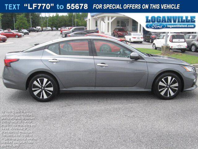 2019 Nissan Altima for sale at Loganville Ford in Loganville GA