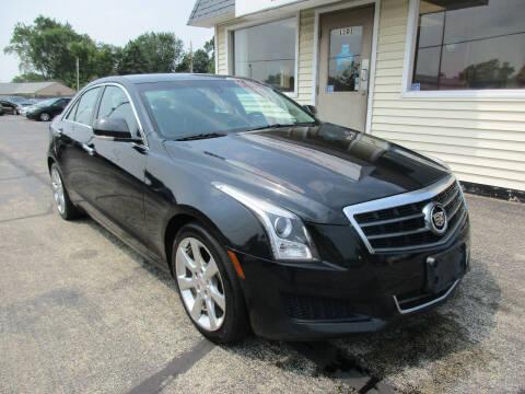 2013 Cadillac ATS for sale at U C AUTO in Urbana IL