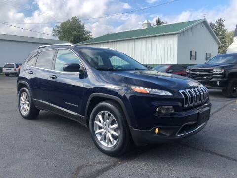 2014 Jeep Cherokee for sale at Tip Top Auto North in Tipp City OH