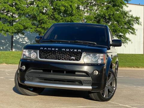 2011 Land Rover Range Rover Sport for sale at MILANA MOTORS in Omaha NE
