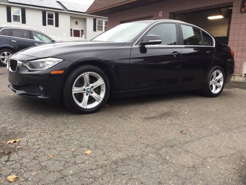 2015 BMW 3 Series for sale at Pat's Auto Sales, Inc. in West Springfield MA