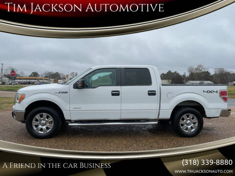 2011 Ford F-150 for sale at Tim Jackson Automotive in Jonesville LA