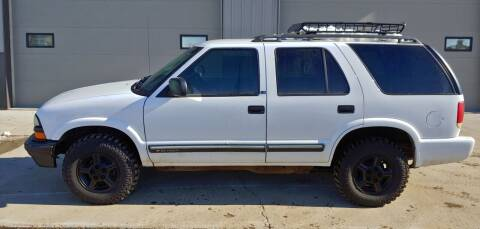 2000 Chevrolet Blazer for sale at SS Auto Sales in Brookings SD