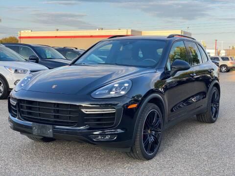 2017 Porsche Cayenne for sale at RAVMOTORS in Burnsville MN