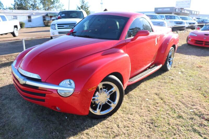 2005 Chevrolet SSR for sale at Tommy Rice Motors in Byram MS