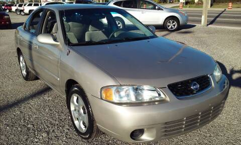 2003 Nissan Sentra for sale at Pinellas Auto Brokers in Saint Petersburg FL