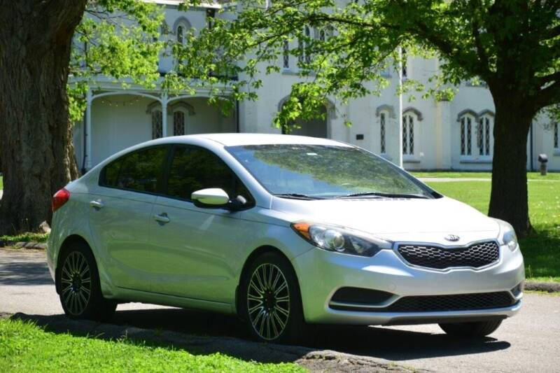 2015 Kia Forte for sale at Digital Auto in Lexington KY