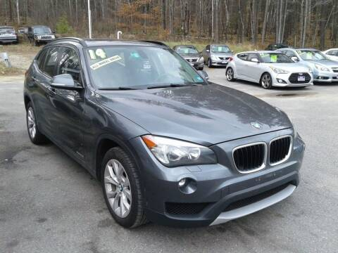 2014 BMW X1 for sale at Quest Auto Outlet in Chichester NH