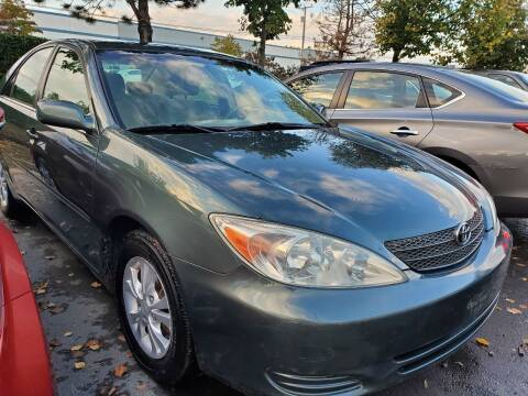 2004 Toyota Camry for sale at M & M Auto Brokers in Chantilly VA