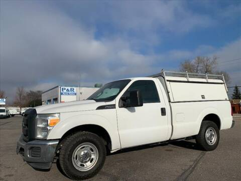 2012 Ford F-250 Super Duty for sale at P & R Auto Sales in Pocatello ID