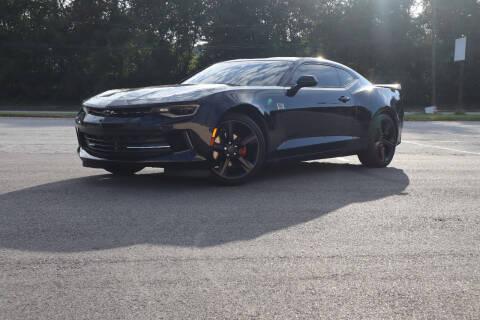 2017 Chevrolet Camaro for sale at Auto Guia in Chamblee GA