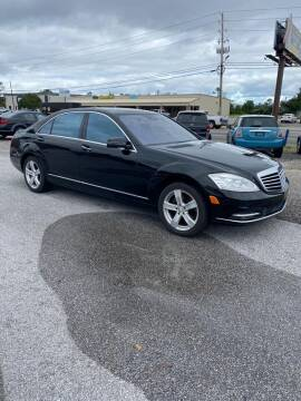 2010 Mercedes-Benz S-Class for sale at Lucky Motors in Panama City FL