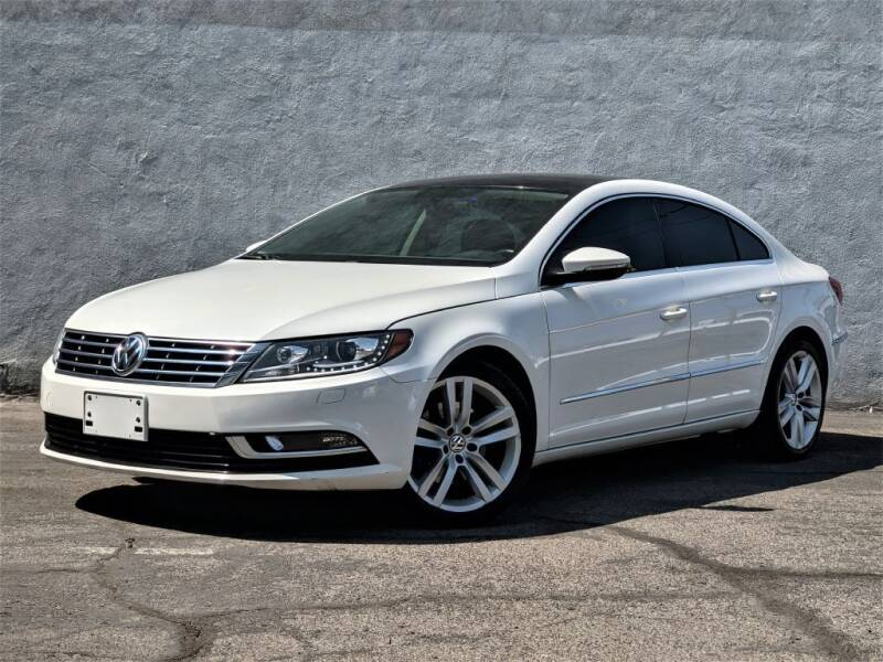 2014 Volkswagen CC for sale at Divine Motors in Las Vegas NV