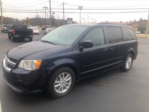 2014 Dodge Grand Caravan for sale at Thunder Auto Sales in Springfield IL