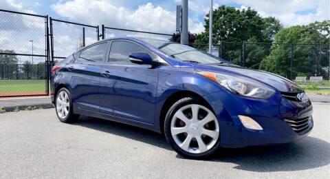 2012 Hyundai Elantra for sale at Maxima Auto Sales in Malden MA