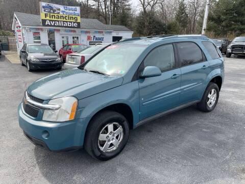 2008 Chevrolet Equinox for sale at INTERNATIONAL AUTO SALES LLC in Latrobe PA