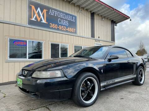 2003 Ford Mustang for sale at M & A Affordable Cars in Vancouver WA