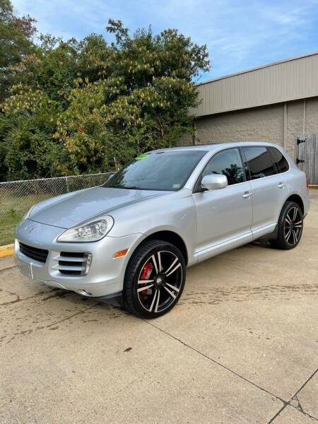 2009 Porsche Cayenne for sale at Executive Motors in Hopewell VA