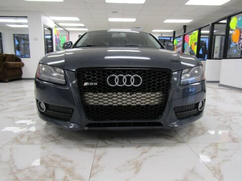 2009 Audi A5 for sale at Dealer One Auto Credit in Oklahoma City OK