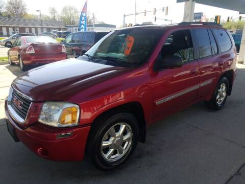 2002 GMC Envoy for sale at Springfield Select Autos in Springfield IL