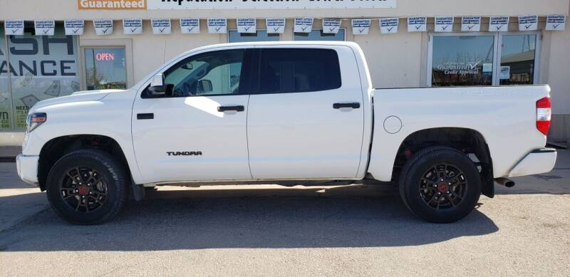 2019 Toyota Tundra for sale at HomeTown Motors in Gillette WY