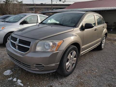 2007 Dodge Caliber for sale at Auto Titan - BUY HERE PAY HERE in Knoxville TN