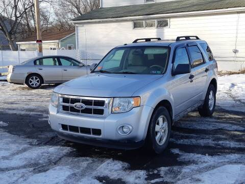 2010 Ford Escape for sale at MMM786 Inc. in Wilkes Barre PA