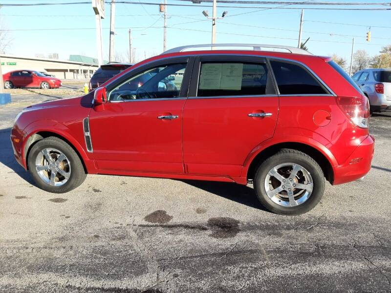 2012 Chevrolet Captiva Sport LT 4dr SUV - Wauseon OH
