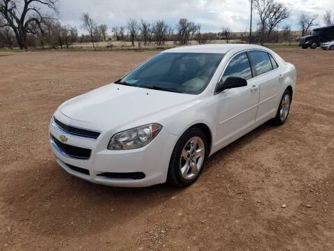 2012 Chevrolet Malibu for sale at Best Car Sales in Rapid City SD