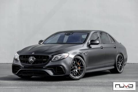 2018 Mercedes-Benz E-Class for sale at Nuvo Trade in Newport Beach CA