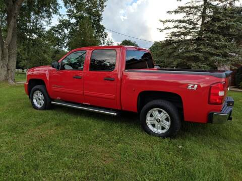 2010 Chevrolet Silverado 1500 for sale at Clarks Auto Sales in Connersville IN
