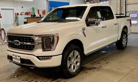 2021 Ford F-150 for sale at Reinecke Motor Co in Schuyler NE
