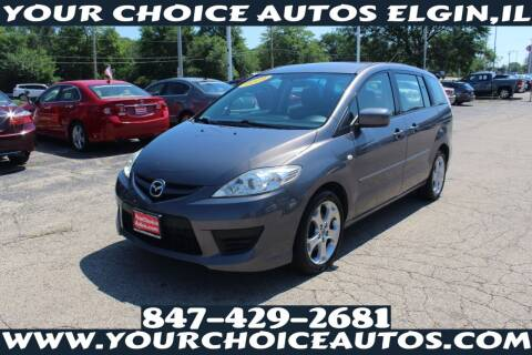 2009 Mazda MAZDA5 for sale at Your Choice Autos - Elgin in Elgin IL