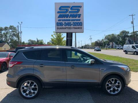 2014 Ford Escape for sale at SS Auto Pro of Grand Rapids in Kentwood MI