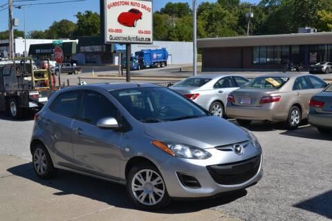 2014 Mazda MAZDA2 for sale at GLADSTONE AUTO SALES    GUARANTEED CREDIT APPROVAL in Gladstone MO