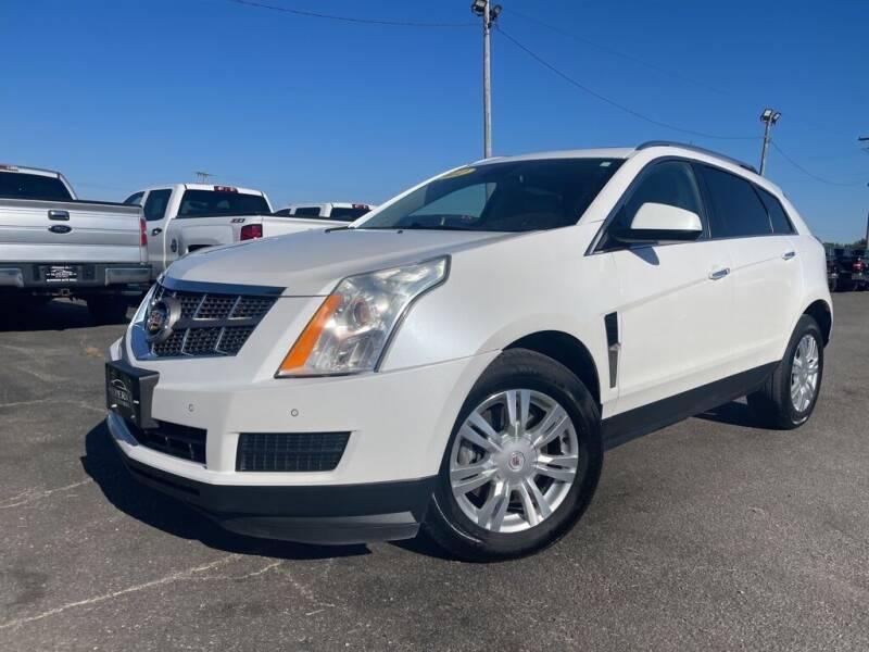 2012 Cadillac SRX for sale at Superior Auto Mall of Chenoa in Chenoa IL
