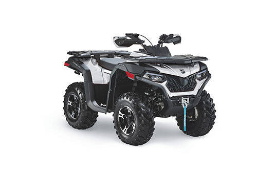 2021 CF Moto c600  gray for sale at Power Edge Motorsports- Millers Economy Auto in Redmond OR