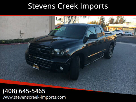 2011 Toyota Tundra for sale at Stevens Creek Imports in San Jose CA