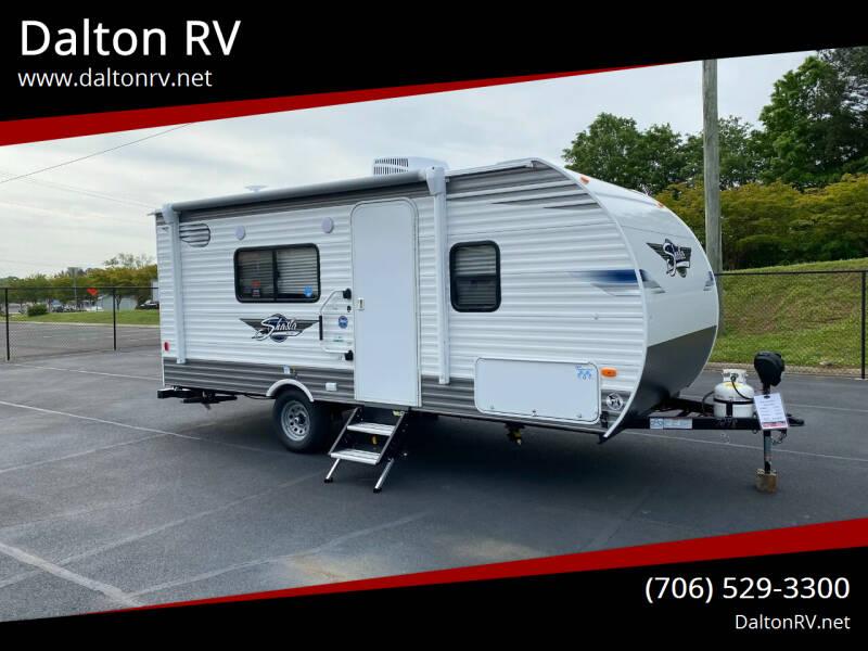 2021 Forest River Shasta Oasis 18FQ for sale at Dalton RV in Dalton GA