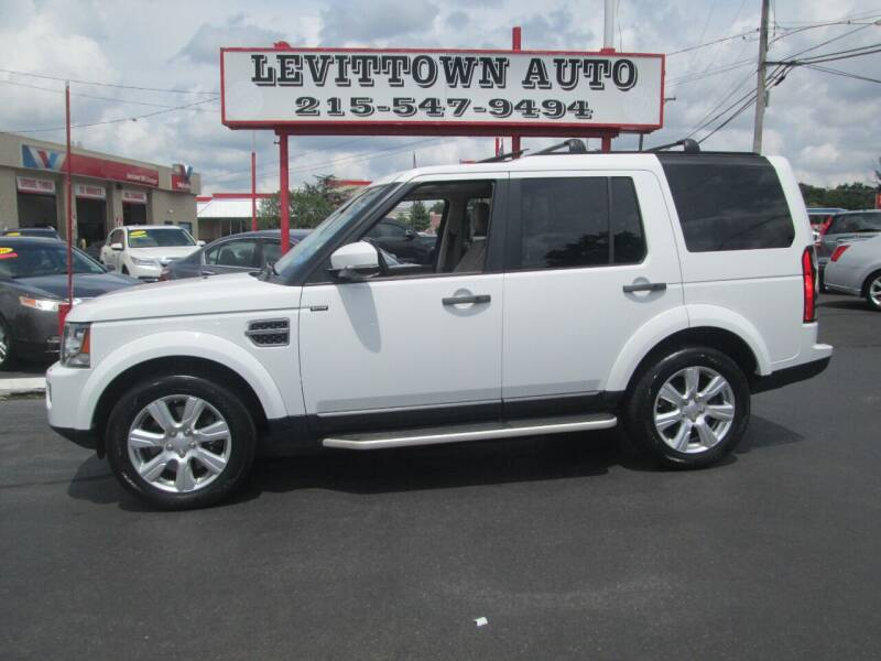 2015 Land Rover LR4 for sale at Levittown Auto in Levittown PA