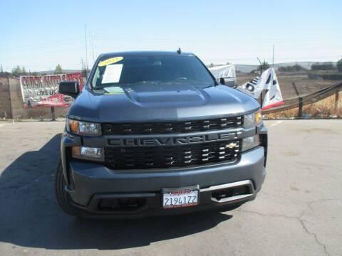 2021 Chevrolet Silverado 1500 for sale at Quick Auto Sales in Modesto CA