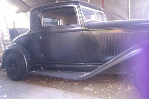 1932 Desoto Coupe