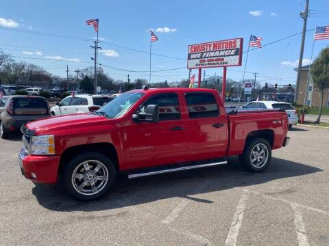 2011 Chevrolet Silverado 1500 for sale at Christy Motors in Crystal MN