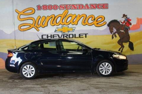 2015 Dodge Dart for sale at Sundance Chevrolet in Grand Ledge MI