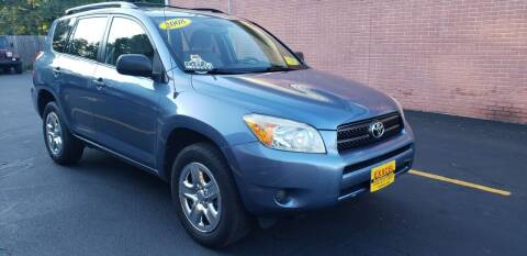 2008 Toyota RAV4 for sale at Exxcel Auto Sales in Ashland MA