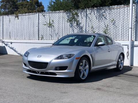 2004 Mazda RX-8 for sale at Car House in San Mateo CA