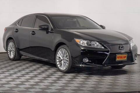 2015 Lexus ES 350 for sale at Washington Auto Credit in Puyallup WA